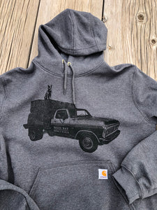 Flatbed Ford UNISEX Carhartt Hoodie