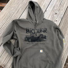 Load image into Gallery viewer, Big Junk UNISEX Carhartt Hoodie