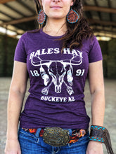 Load image into Gallery viewer, Women's BH Skull Tee