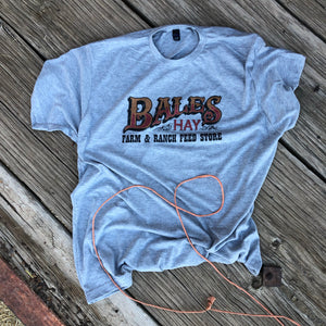 The Original Bales Hay Tee -