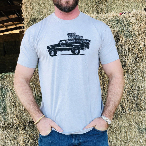 UNISEX Square Body Hauler T grey