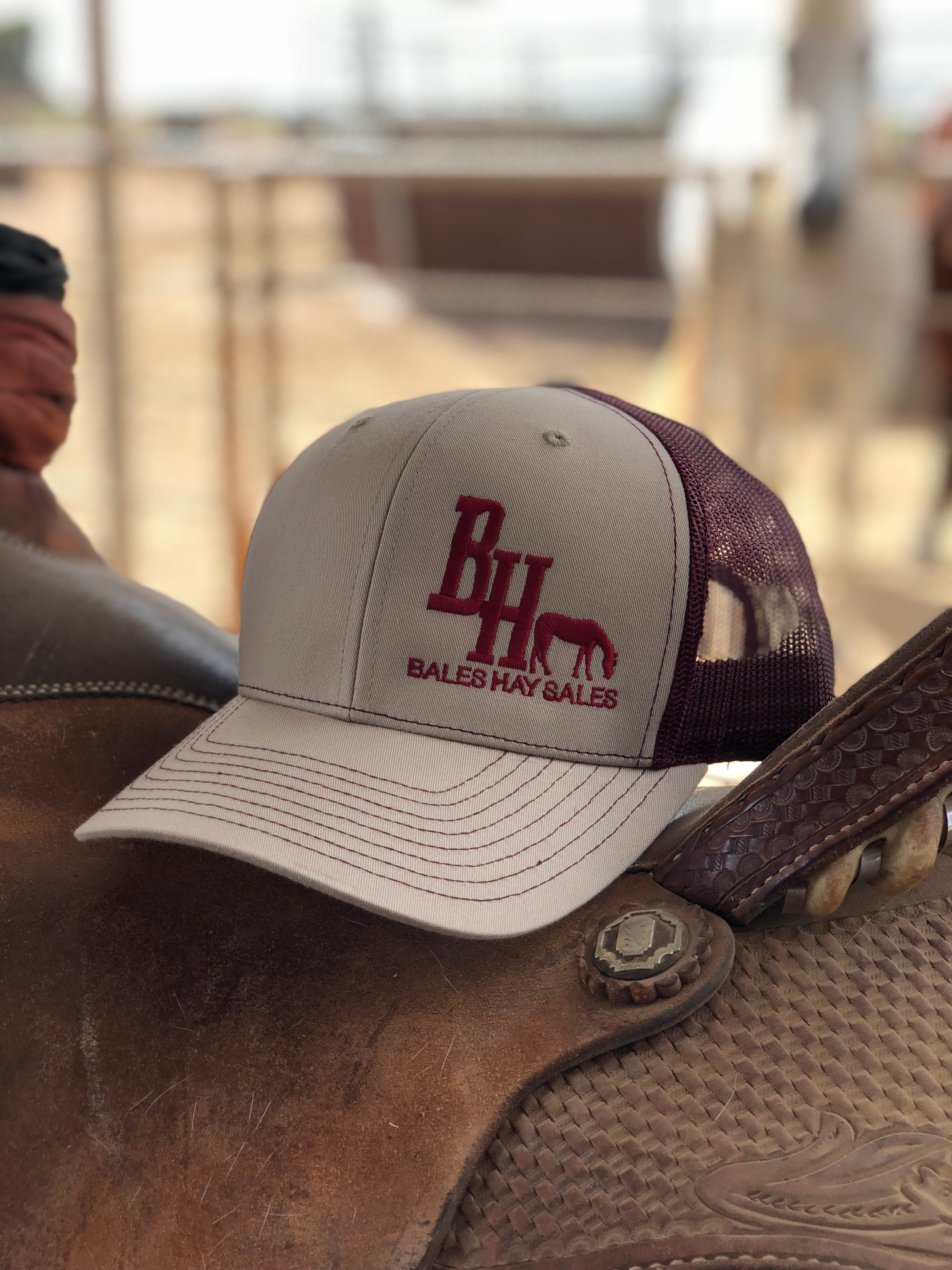 The BH Horse Trucker Hat