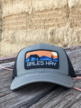 Load image into Gallery viewer, Bales Hay Sunset Horse Patch Hat