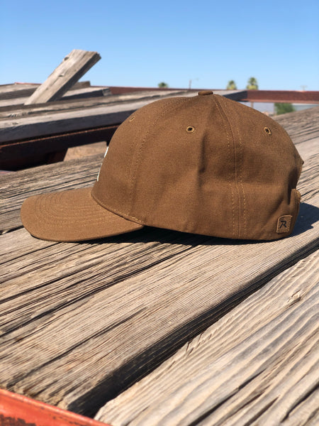 The Winter Alfalfa Trucker Hat - Buck Canvas