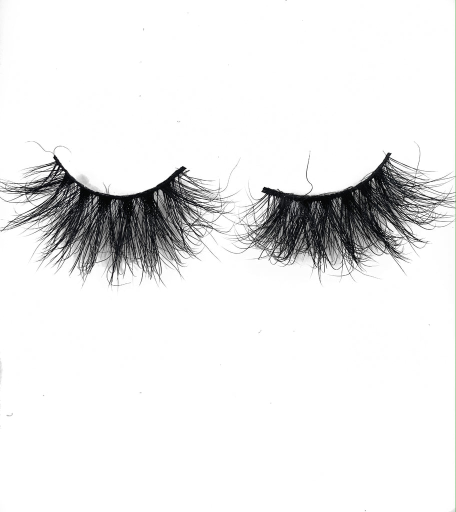 Iconic- 25mm 3D 100% Mink Lashes