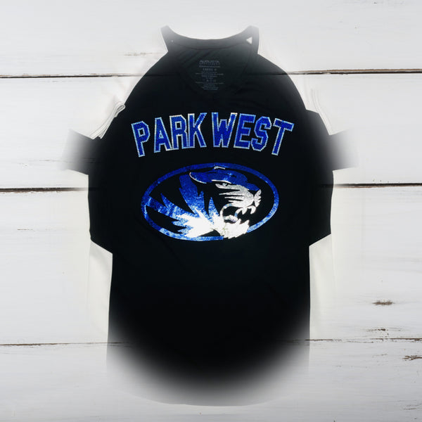 Park West Bling Ladies Cutter Jersey