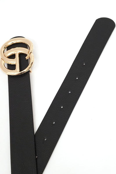 Simply Me Belt - Black