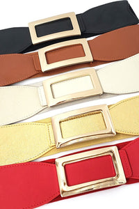 Ready For Anything Elastic Belt - Beige