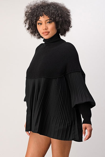 Superior Chic Sweater Top