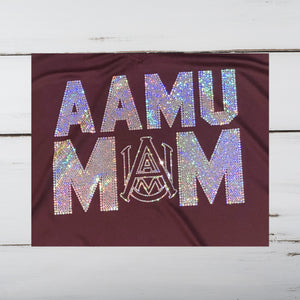 A&M Mom Bling Shirt - Superior Boutique