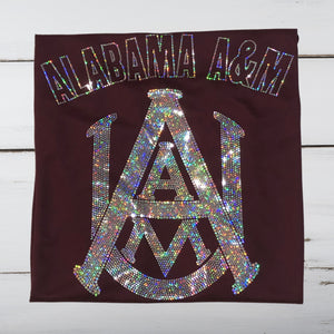 AAMU Bling Shirt - Superior Boutique