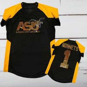 ASU Bling Ladies Cutter Jersey - Superior Boutique