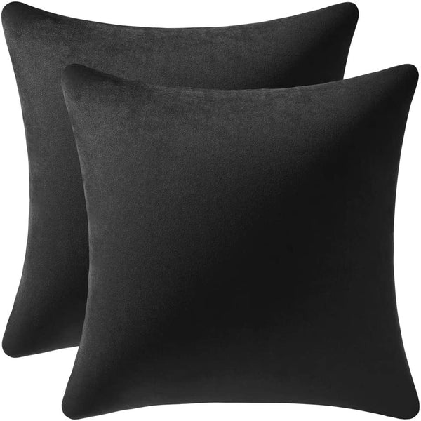 Be A Stiletto Velvet Bling Pillow Cover 18x18 - Superior Boutique