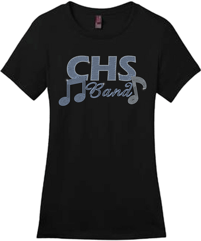 School Band Bling Short Sleeve Style Shirts