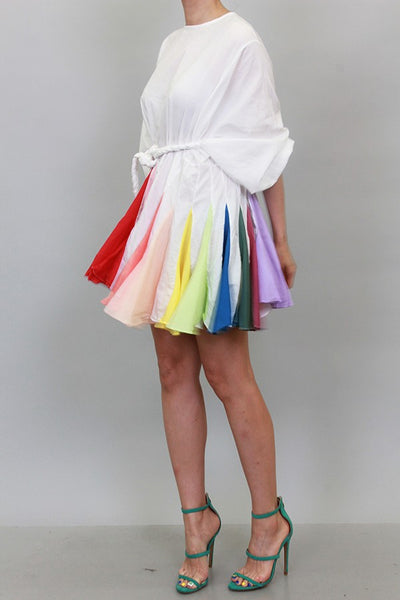 Color Me Perfect Mini Dress - Superior Boutique