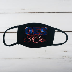 OES Sistar Bling Face Mask