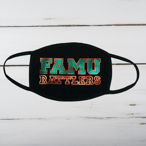 FAMU Matte Finish Face Mask (Men)