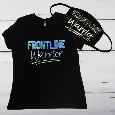 Frontline Warrior Bling Shirt