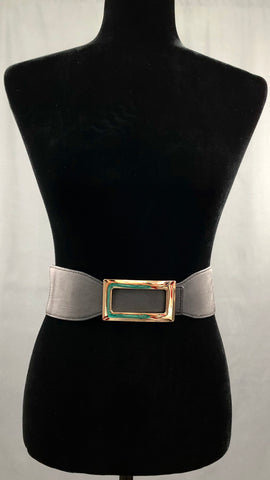 Ready For Anything Elastic Belt - Black