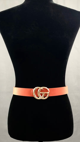 Simply Me Belt - Camel
