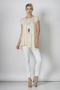 Final Sale Micromodal Span Dani Swing Top