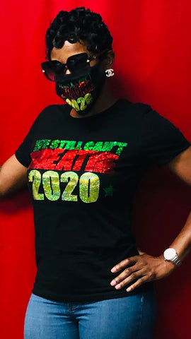 We Still Can't Breathe 2020 Bling Shirt