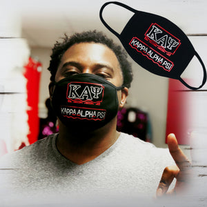 Brotherhood (Kappa) Matte Finish Face Mask (Men)