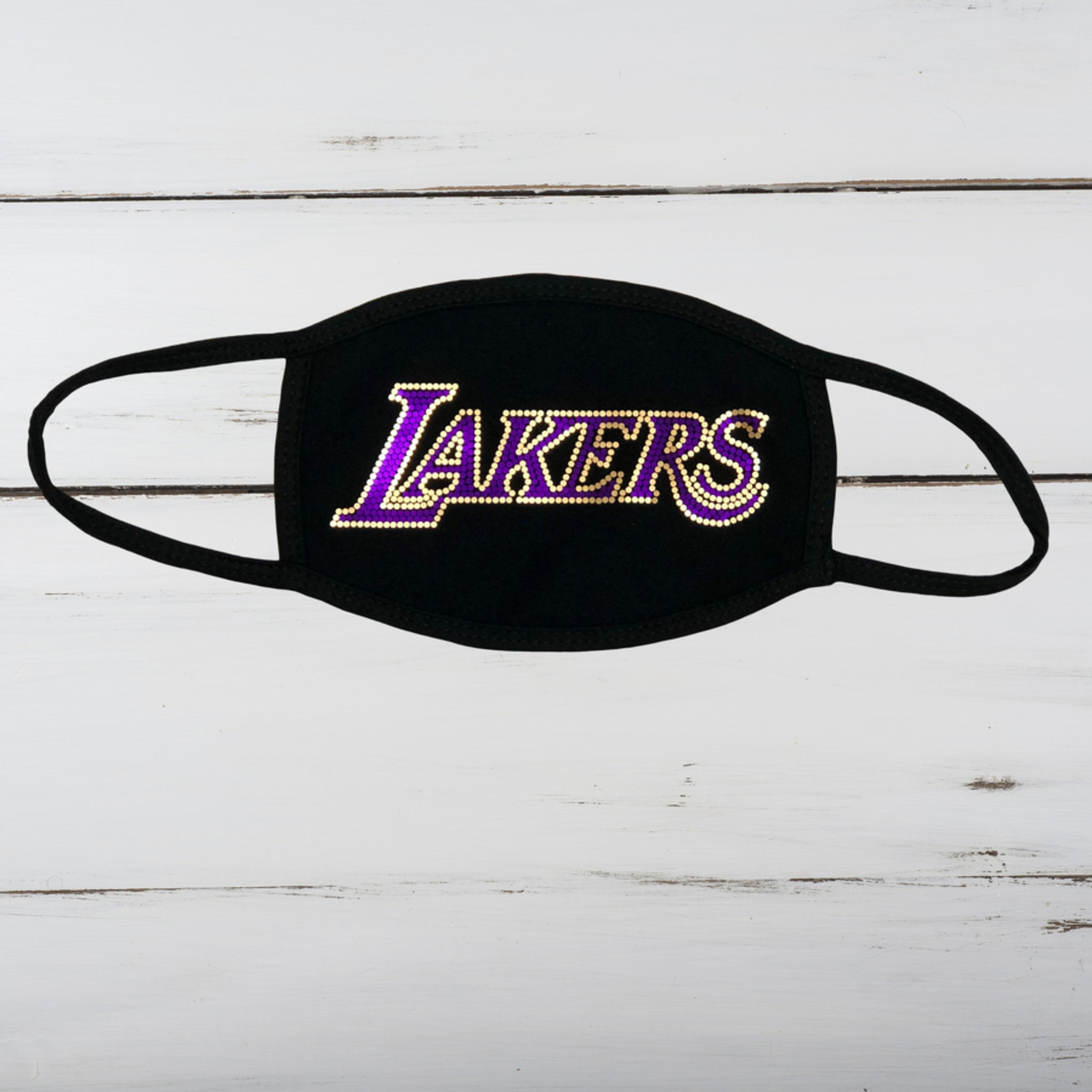 LAKERS Matte Finish Face Mask (Men)