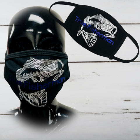 True Fisherman Matte Finish Face Mask - Superior Boutique