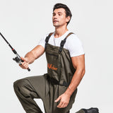 Redrock Breathable Waders - EVA Boots