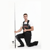 H1 Ultralight Breathable Fishing Waders - EVA Bootfoot