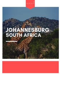 The Johannesburg City Guide