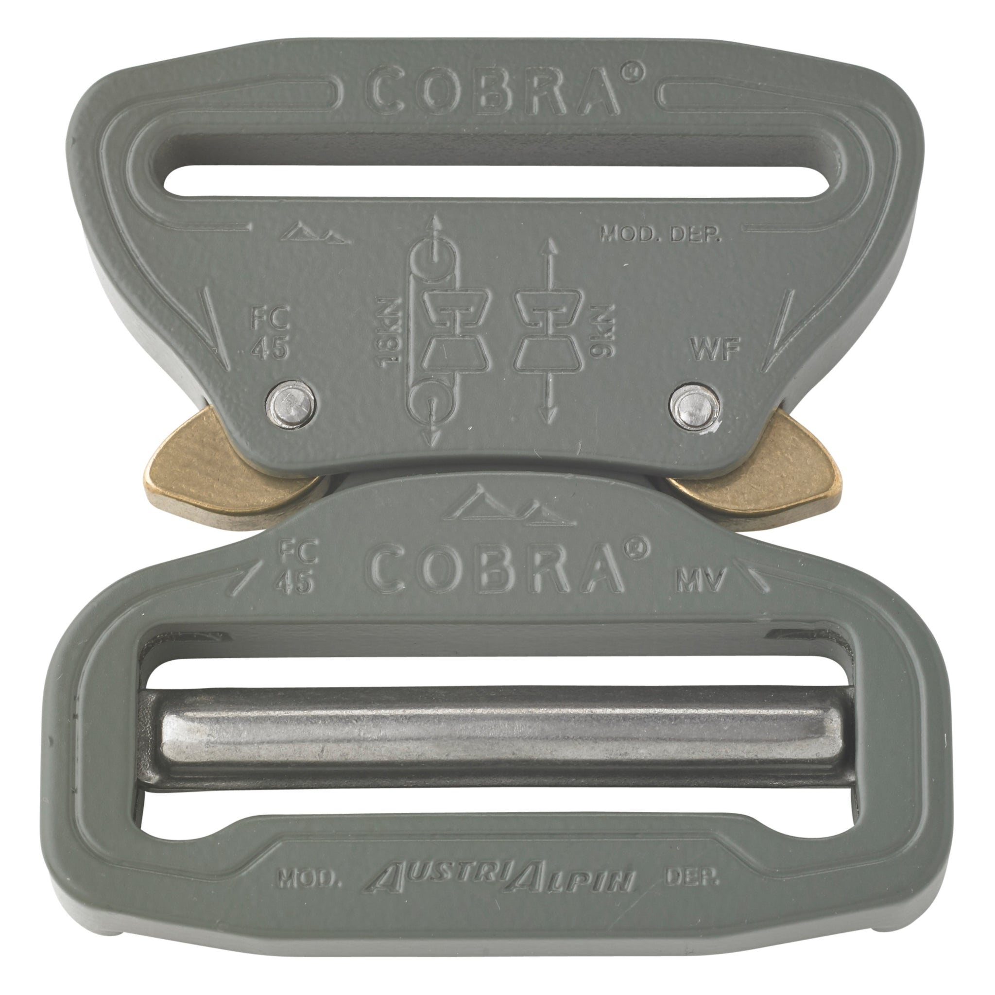 Upgrade: COBRA® Original Metal Buckle