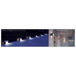 Eurotech LED Bollard/Wall Light - The Lighting Shop NZ