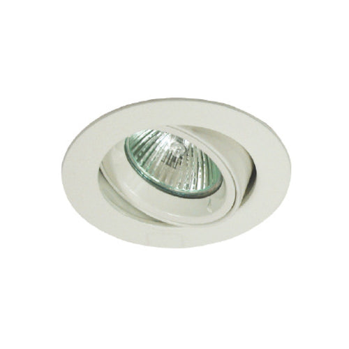 Eurotech LED Tilt Round Downlights - Transformer included - The Lighting Shop NZ