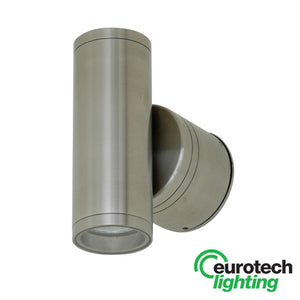 Eurotech Up/Down Stainless Steel Spotlights
