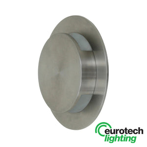 Eurotech LED Round Recessed Wall Fixture - The Lighting Shop NZ