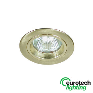 Eurotech Fixed Round Downlights - The Lighting Shop NZ