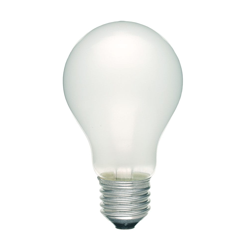 Sylvania GLS High Wattage Frosted Incandescent Lamp