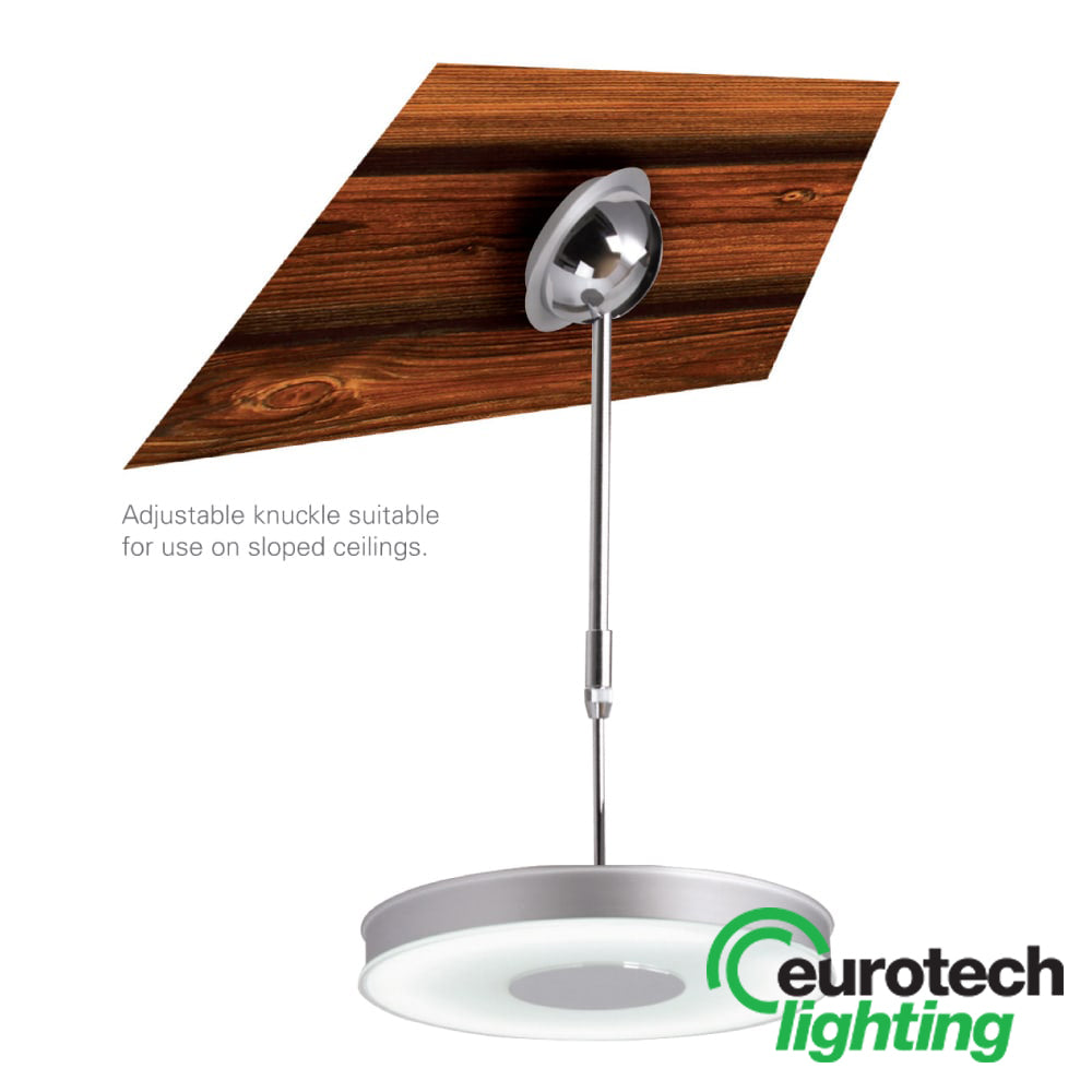 Eurotech Flat Sophisticated Pendant - The Lighting Shop NZ