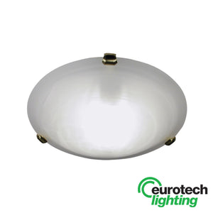 "Eurotech 12"" Halogen Button - The Lighting Shop NZ"