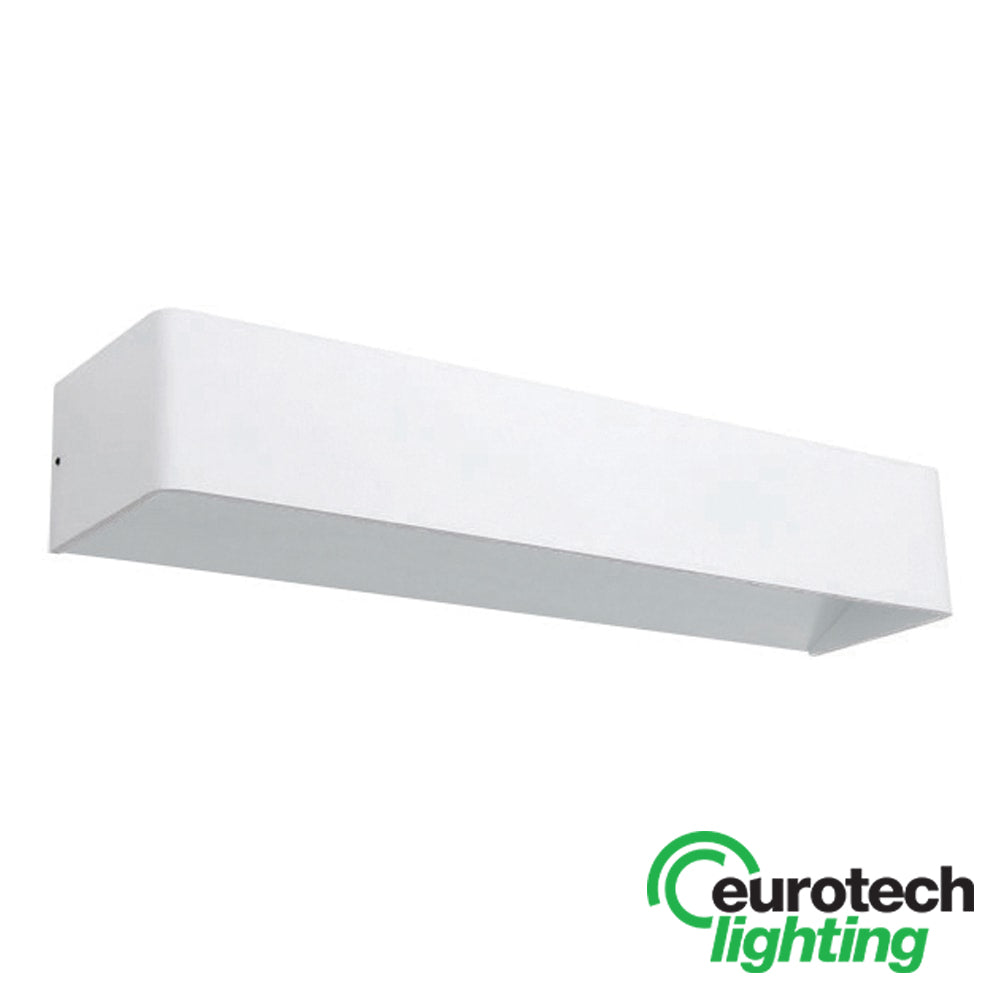 Eurotech Long LED Aluminium Wall Light - The Lighting Shop NZ