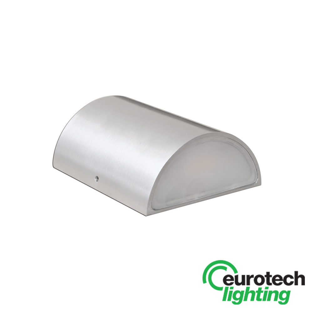 Eurotech LED Curved Surface Mount Wall Light - The Lighting Shop NZ