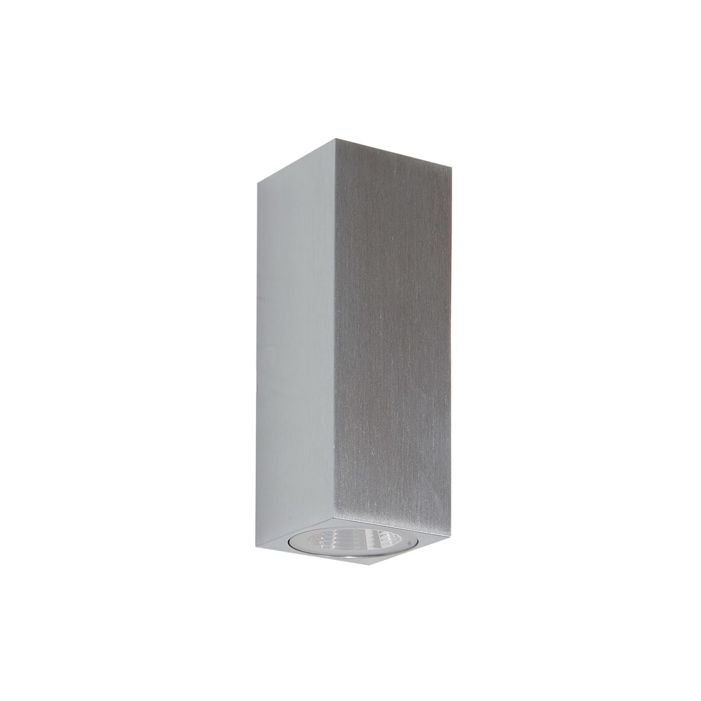 Eurotech Square LED Up/Down Surface Mount Wall Light - The Lighting Shop NZ