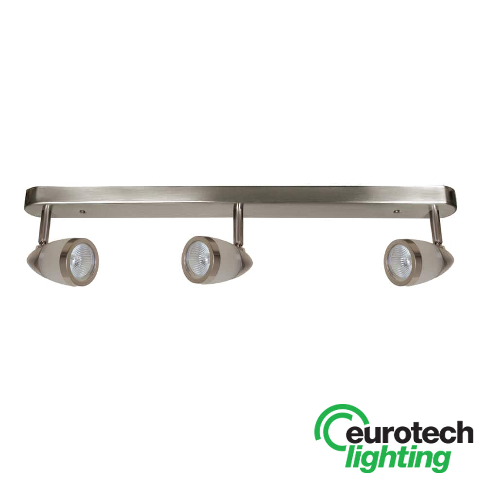 Eurotech Triple Frosted Halogen Spotlight