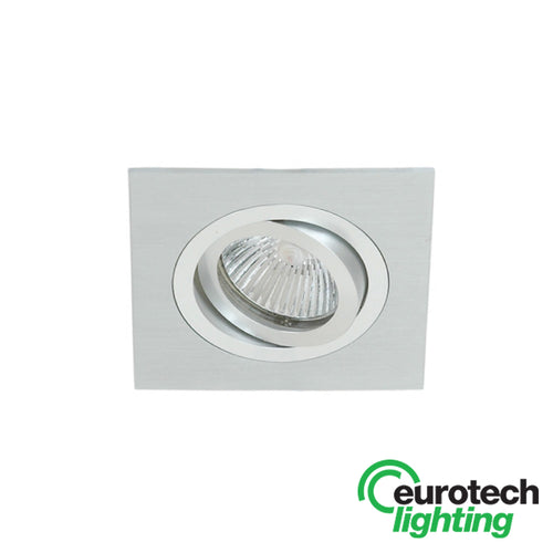 Eurotech LED Single Small Tiltable Downlights - The Lighting Shop NZ