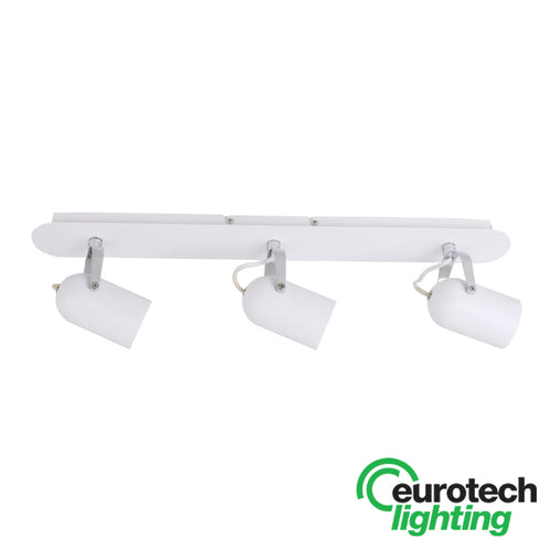 Eurotech LED Triple Bullet Light - The Lighting Shop NZ