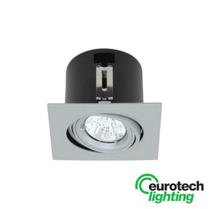 Eurotech Round Two-Way Downlight- LED available - The Lighting Shop NZ