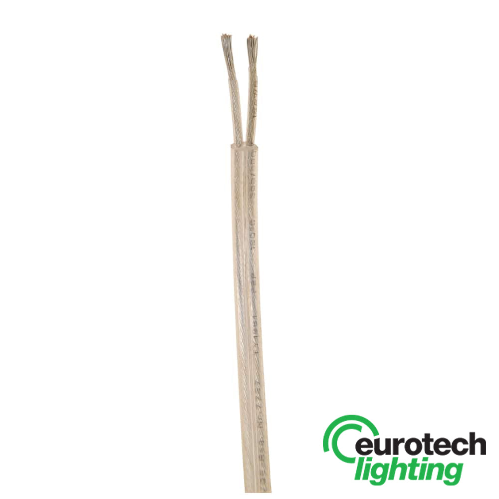 Eurotech Two core pendant lighting cable