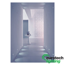 Eurotech Round LED Surface-Mounted Wall Light - The Lighting Shop NZ